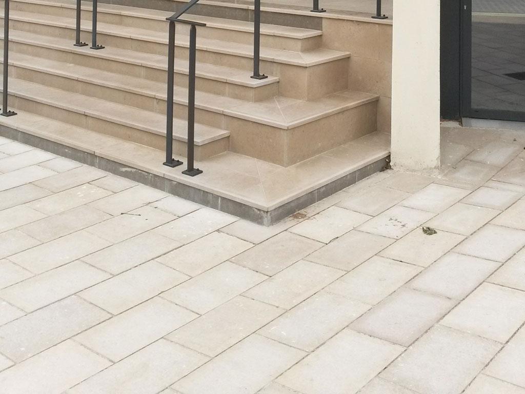 satin florentin museum SETP flooring comblanchien LM