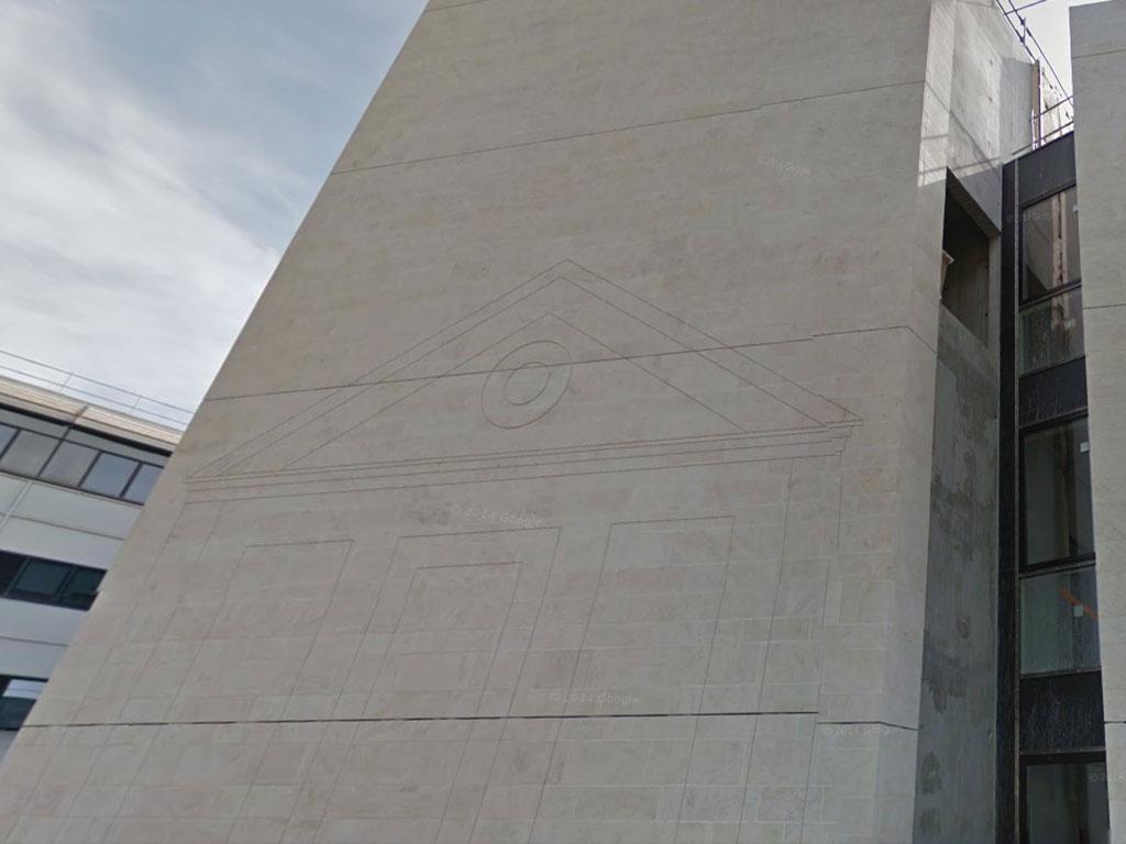 saint cloud 92 clinic wall covering SETP semond