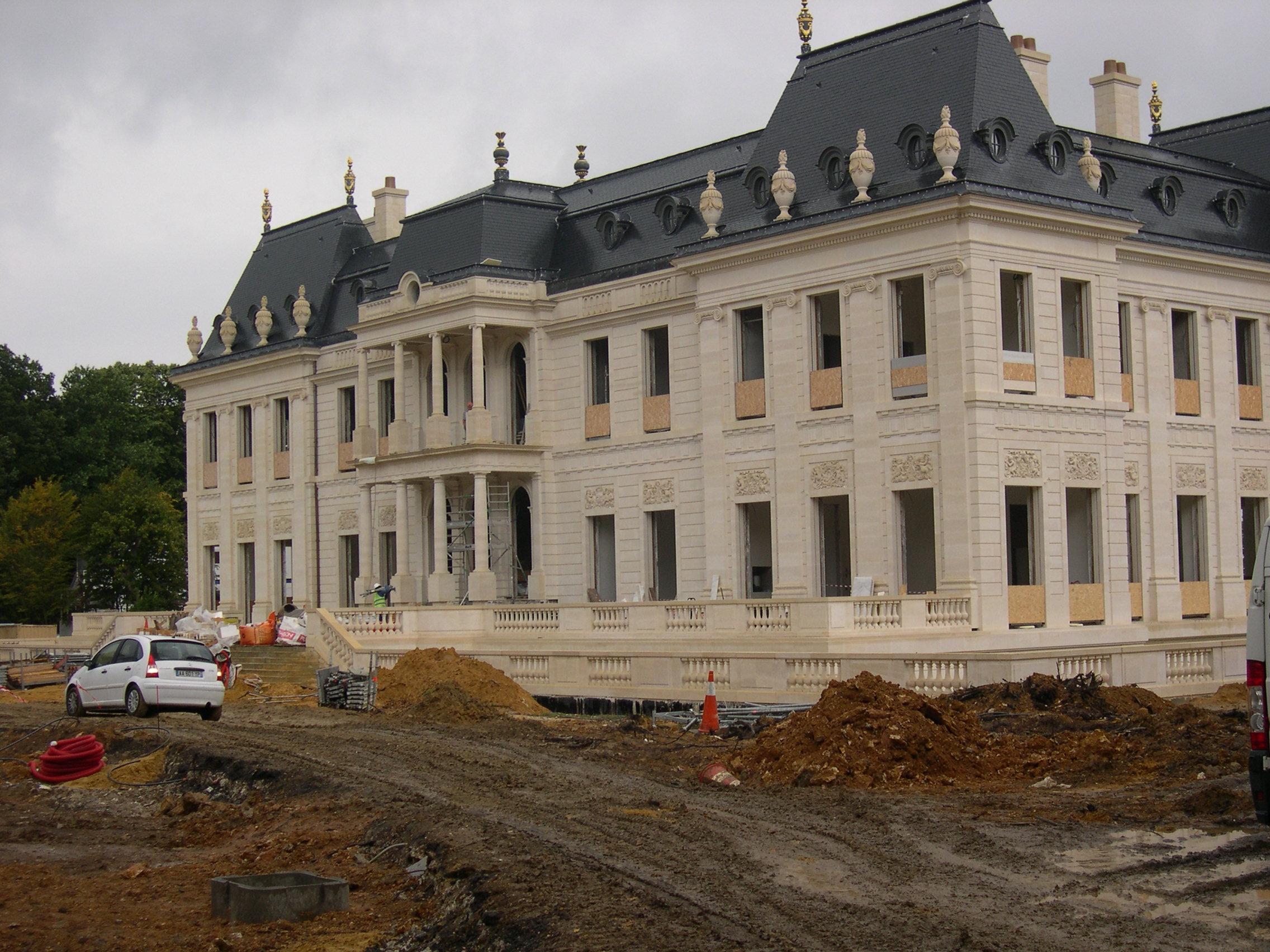 louveciennes castle 2015 lanvignes