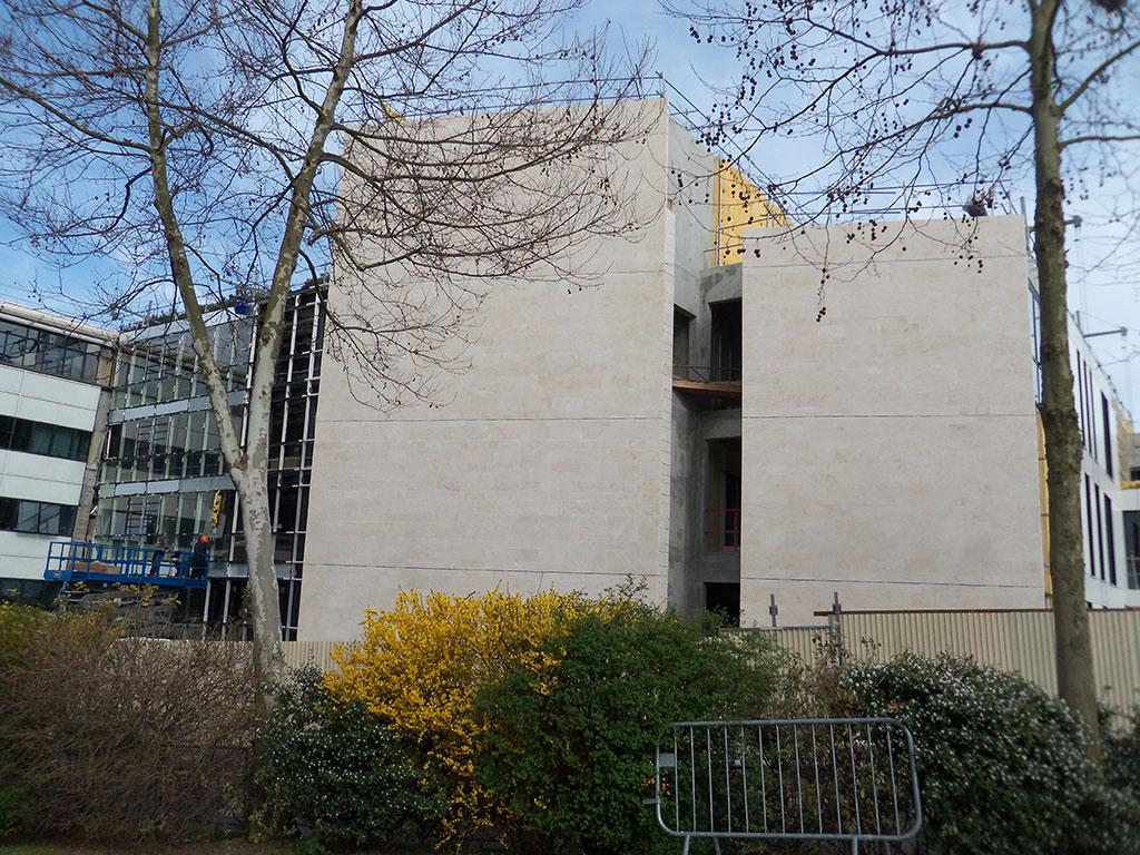 saint cloud 92 clinic wall covering SETP 2014