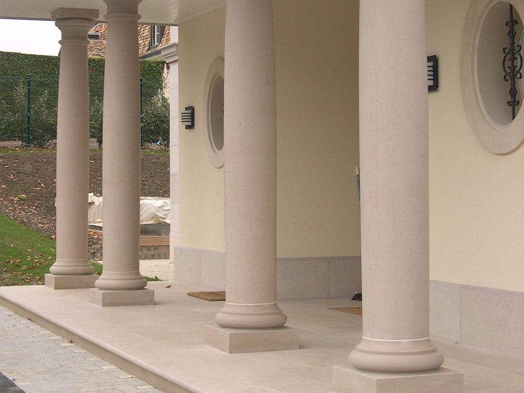 comblanchien setp columns 2008
