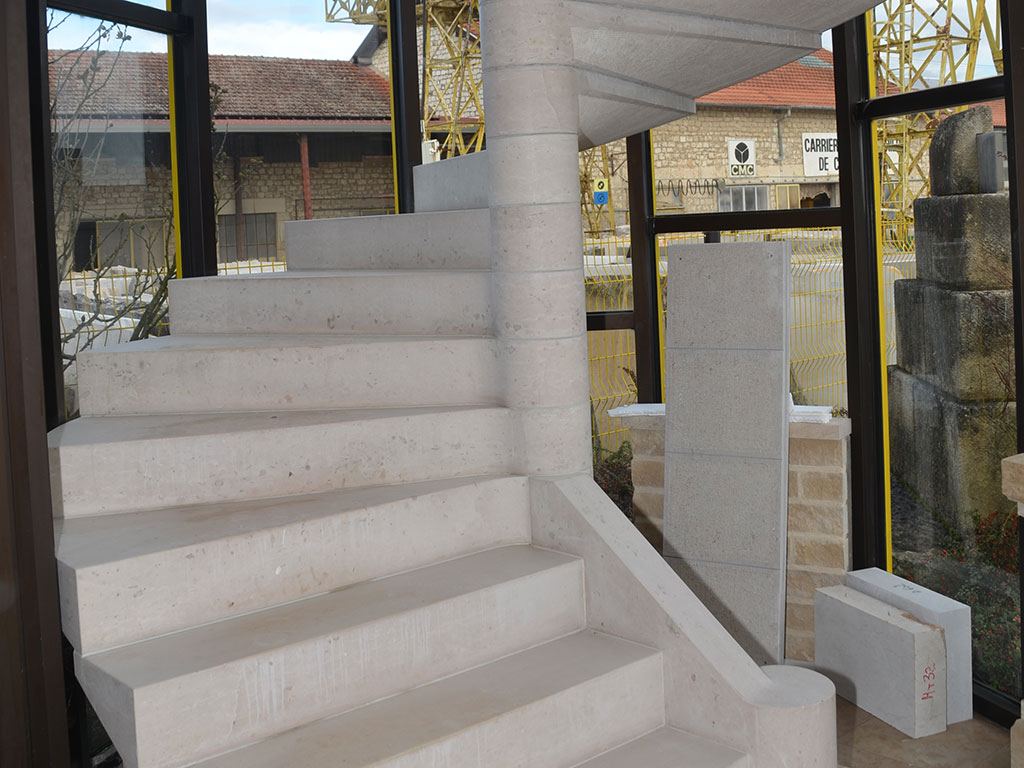 Staircase Comblanchien