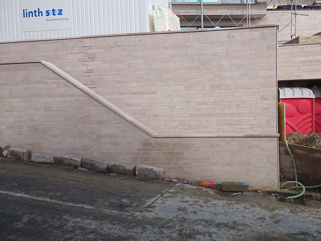 wall covering SETP beaunotte zurich villa switzerland