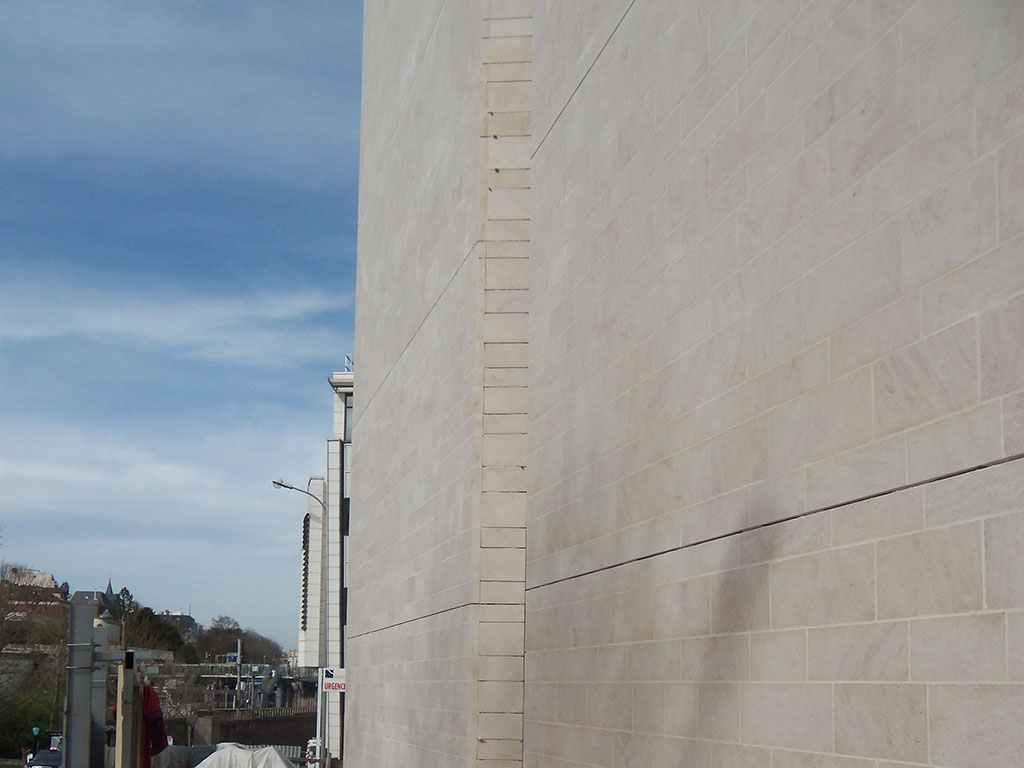 saint cloud 92 clinic wall covering SETP semond 2014