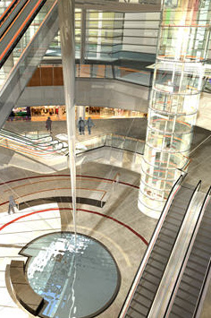 floors shopping mall la défense paris 94 setp