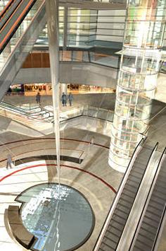 floors shopping mall la défense paris 94 setp