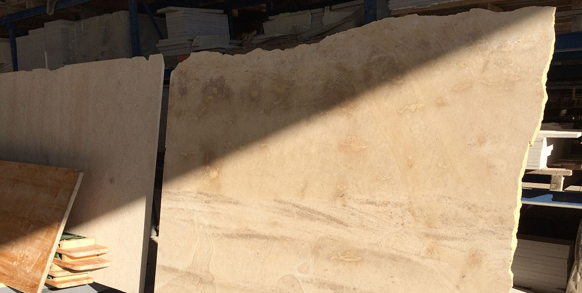 Example of a Beaunotte slab