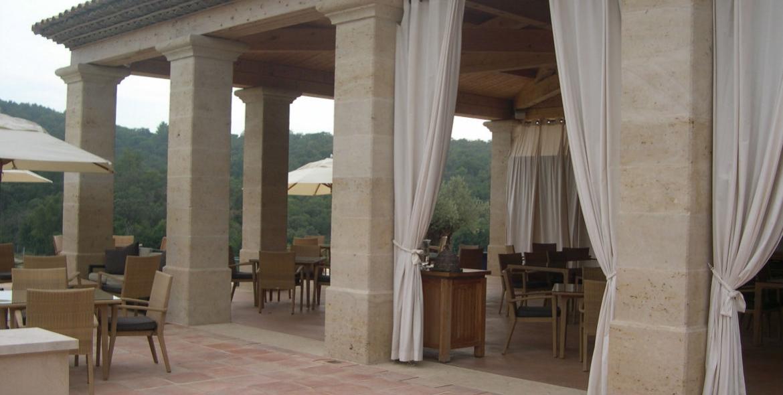 Columns in Lanvignes